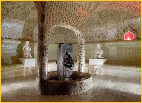 steam room at Spa by L'OCCITANE - Ubud